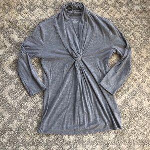 Grace Knot Detail Shirt